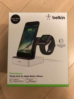 belkin iPhone/Apple Watch Power House 充電器