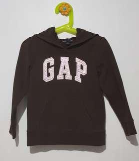 Gap brown hoodie