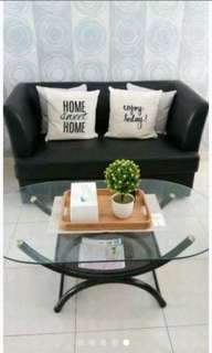 Sofa 21 dan meja