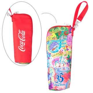 [日本代購] 東京Disneyland Coca Cola x Disneyland 35th 水樽套
