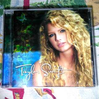 Taylor Swift Debut Album US Edition