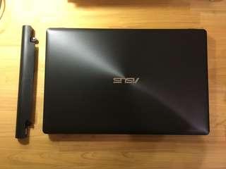 華碩X550j win10系統 /加裝SSD 240G,贈無線滑鼠