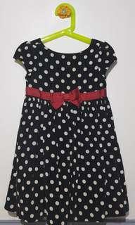 Gymboree polkadot dress