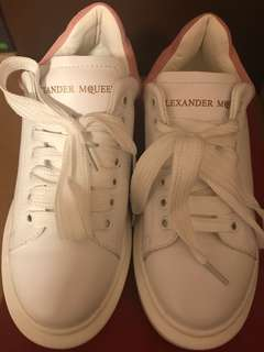 mQueen shoes 割愛