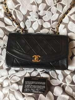 Chanel Diana Bag 23cm