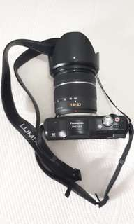 Panasonic Lumix GF3 (Mirrorless)