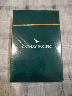 Cathay Pacific Playing Cards