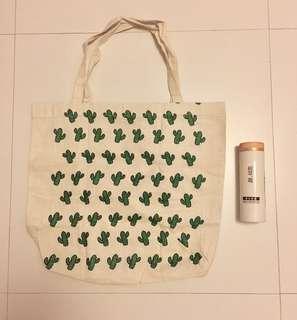 仙人掌🌵環保袋