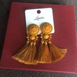 Lovisa Tassel Earrings #july100
