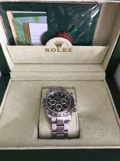 Rolex Daytona 勞力士錶 精裝