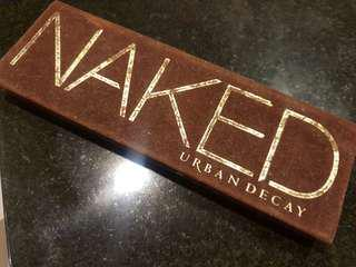 Urban Decay Naked Palette incl. Postage
