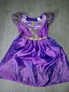 Rapunzel 4-6 yrs old