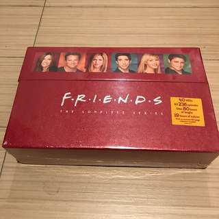 Friends - Complete Series DVD Box Set