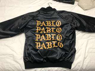 KANYE WEST SAINT PABLO TOUR JACKET