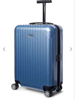 Rimowa salsa air four-wheel cabin suitcase 55cm