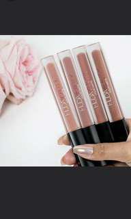 Huda Nude Love Collection Lip Cream