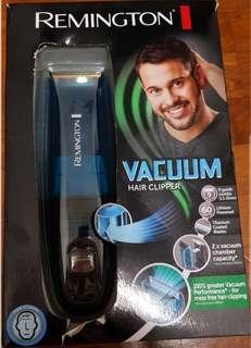 Remington hc6550 cordless vacuum hair clipper/ trimmer