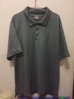 Original Under Armour Grey Polo Shirt