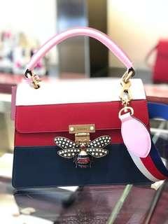 ✨Brand new Gucci蜜蜂🐝 Handle bag 全新現貨✨