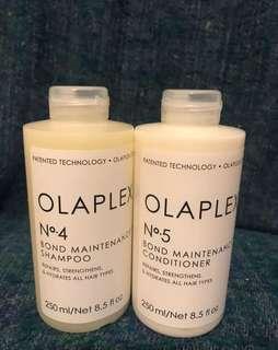 🚚 Olaplex no4/no5 shampoo and conditioner