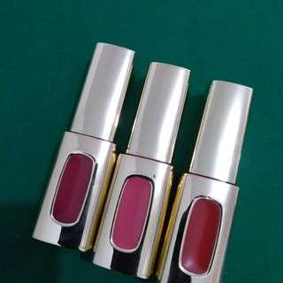Loreal Color Riche Lip Lacquer