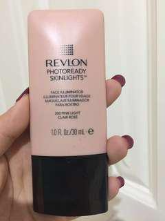 Revlon photoready skinlights face illuminator highlighter 95%new Singapore