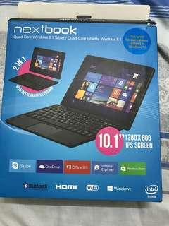 Laptop nextbook window 10