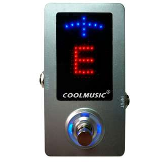 9V DC Guitar Effects Pedal Tuner Pedal