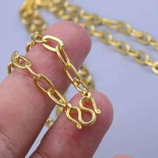 Necklace Genuine gold