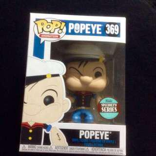 Popeye Funko Pop