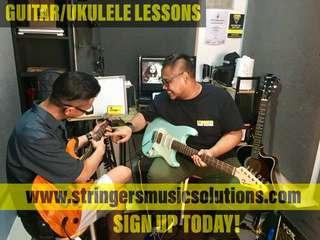 Guitar / Ukulele Sessions