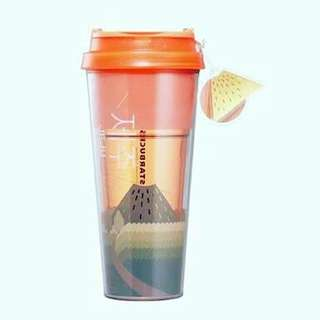 Tumbler Starbucks Korea JEJU (Sunrise)