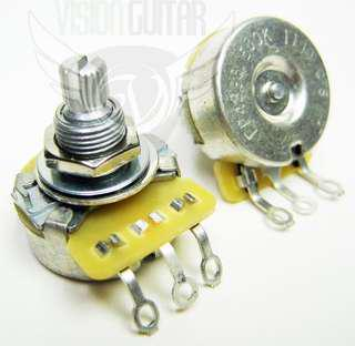 🚚 CTS potentiometer