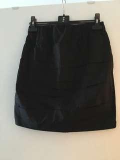 BCBC black skirt