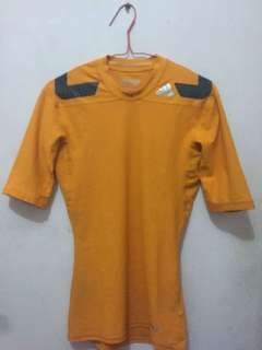 Original Adidas Techfit Short Sleeve Baselayer