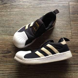 Adidas Superstar for Little Boys
