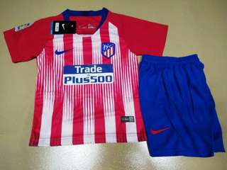 18/19 Atletico Madrid Kids jersey