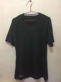 Original Under Armour Black Short Sleeve Baselayer