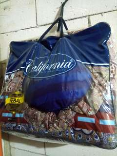 Bedcover california