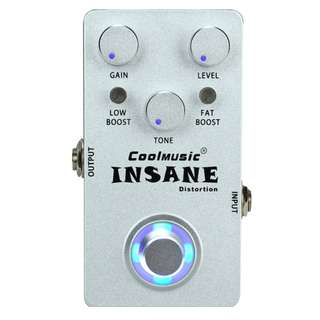 🔥Insane Distortion Pedal Effects🔥
