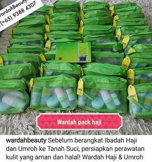 Wardah haji umrah pack paket hajj umra July 2018 on SALE $20 nett price halal cosmetic cream