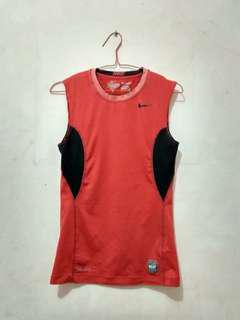 Original Nike Pro Combat Sleeveless Baselayer / Jersey