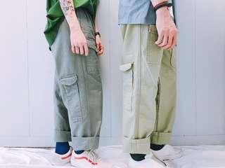 🚚 PAL大口袋工作褲(灰)