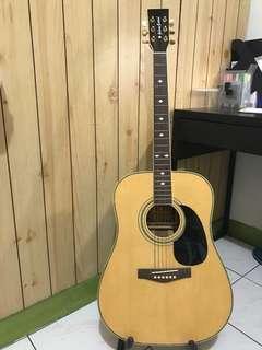 🚚 吉他今日面交1500自取