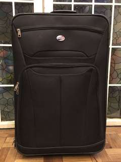 American Tourister Luggage with Small Travel Bag