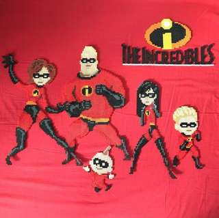 The Incredibles Wall Art