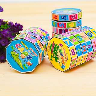 Maths Rubik Cube educational maths - Goody bag / Goodie Bag
