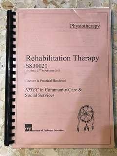 Rehabilitation Therapy