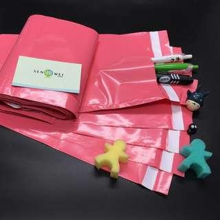 🚚 【一個一元】粉色破壞袋