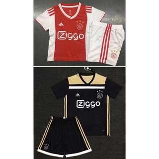 18/19 Ajax FC Kids jersey